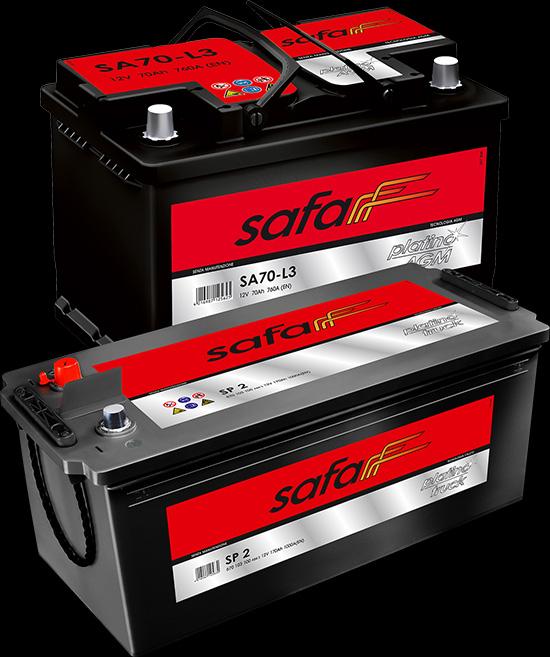 safa Batterie